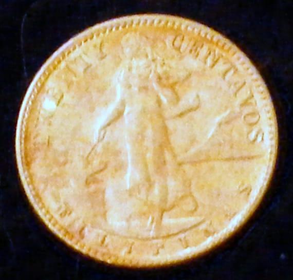 1944 20 CENTAVOS . . Great Investment