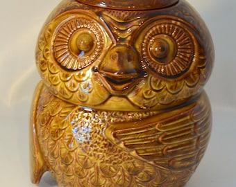 Hooty Owl Cookie Jar by McCoy