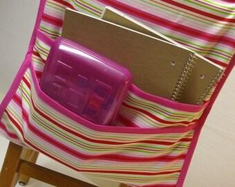 Custom Seat Sacks/Hangaroos/Chair Back Organization/Classroom/Teacher Discount