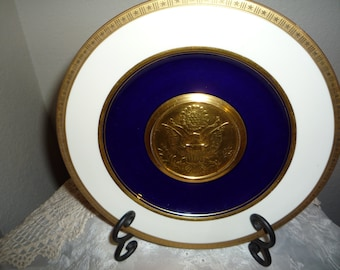 U. S. Commemorative Plate