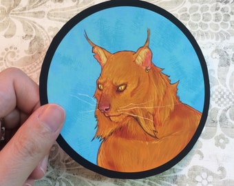 Fantasy Character Iron-on Patches