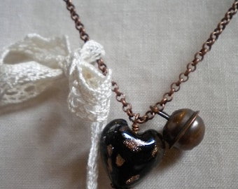 Romeo & Juliet Necklace