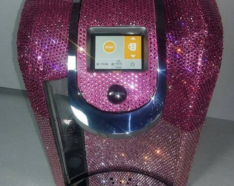 Custom Keurig Coffee Maker, Swarovski Keurig Machine, Crystal Coffee Maker, Keurig,