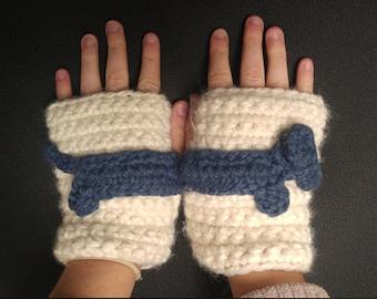 Warm and Cozy Dachshund Handwarmers
