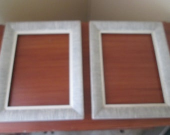 VTG 2 art deco 1950 frames / 2 old 50s frame