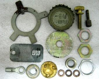 16 Industrial Steampunk Findings
