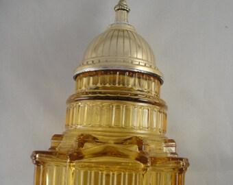 Avon United States Capitol Decanter