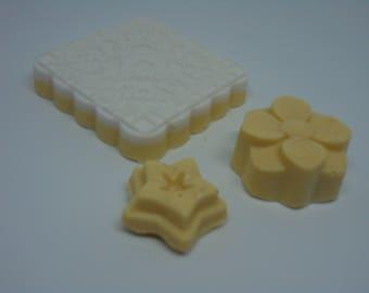 Gourmet SOAP lemon meringue