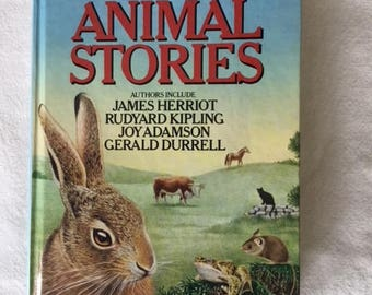 Richard Adams's Favourite Animal Stories - 1981