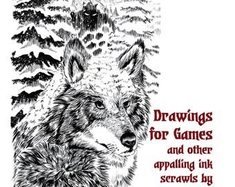 Drawings for Games Sketchbook