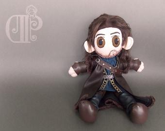 Kili The Hobbit Lord of the Rings Plush Doll Plushie Toy