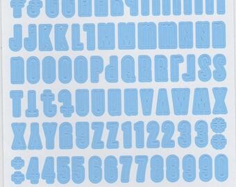 Studio Calico   Alphabet   Blue