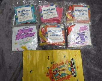 McDonalds Happy Meal Toys BEACH TOY 1990
