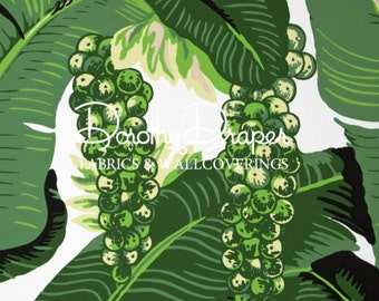 Brazilliance Wallpaper Dorothy Draper As Seen In The Beverly Hills Hotel Palm Leaf Banana We Are 1 Seller