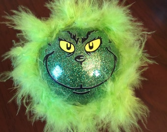 The Grinch, How The Grinch Stole Christmas ornament