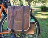 Convertible backpack pannier