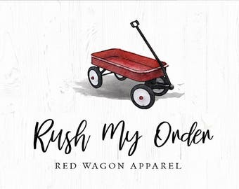 Rush My Order - Read Item Description