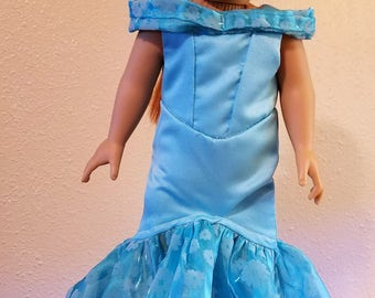 "Fancy Party Dress 18"" doll"