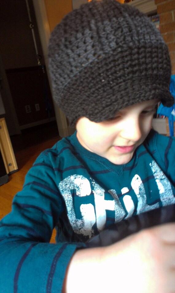 Jungen-Balloon-Mütze Baby jungen Mütze häkeln jungen Mütze