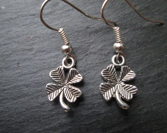Shamrock Clover Earrings