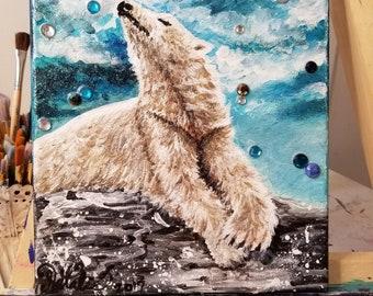 Feel Good Polar Bear