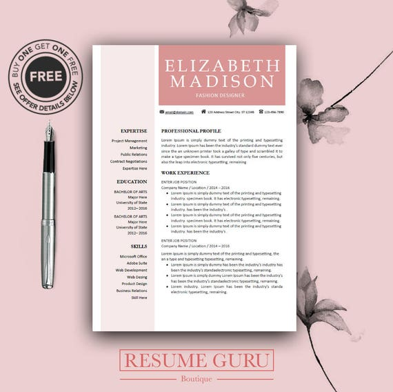 il_570xN.1253811683_oo9z One Page Resume Format For Teacher on experienced professional, for cardiology, template ms word for sales, sample for experienced person, templates that are free,