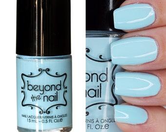 Sizzling Sky Nail Polish - Soft Neon UV Reactive