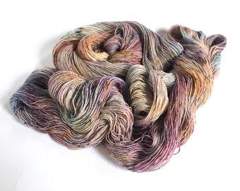Spring Tide Sock Yarn. Moonrise