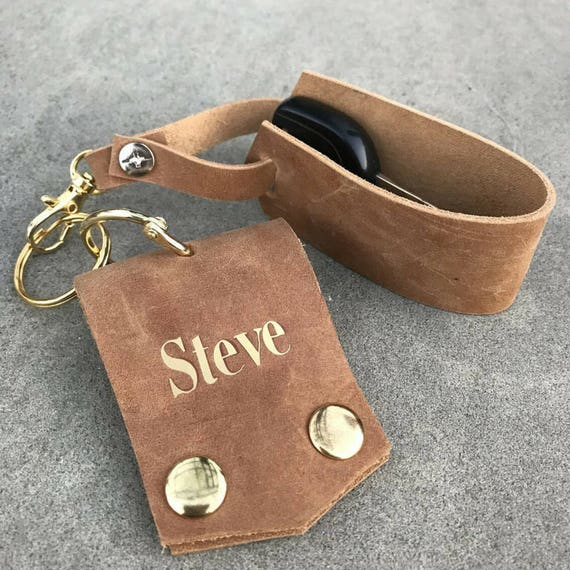 Custom Leather Keychain,personalized, keychain personalized for man, keychain, gift for men