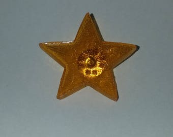 Shatter Star Hat Pin