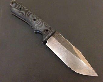 Grunt: a Military Knife