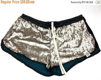 50% OFF SALE One of a Kind (Womens) - CRUSHED Shorts (Xl Plus)