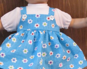 Cute three piece outfit for 15 inch doll