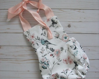 Summer Romper,Baby Girl Romper,Floral Outfit,Shabby chick Romper,Halter Sunsuit,Bloomers,Toddler Clothes,Bubble Romper,Song bird,Cake smash