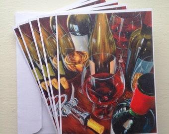 Artwork, Blank, Greeting Cards