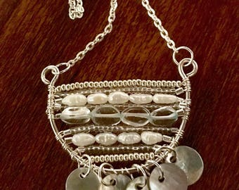 Mermaid Goddess Necklace