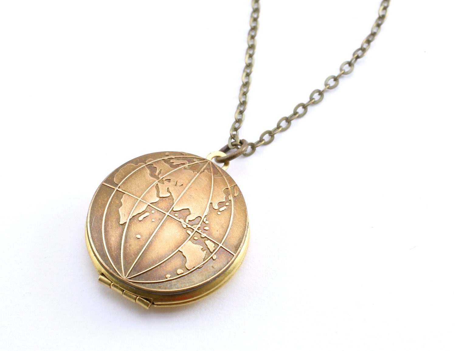 gold necklace product large size stories endless chain floating locket lockets long memory