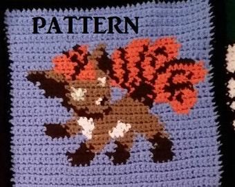 Vulpix Individual Pattern