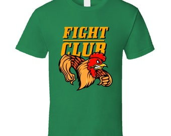 Fight Club Rooster T Shirt