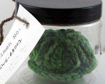 Brain in a Jar - Mottled Green (SWG-BR001)