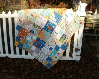 By the Sea Childs Quilt