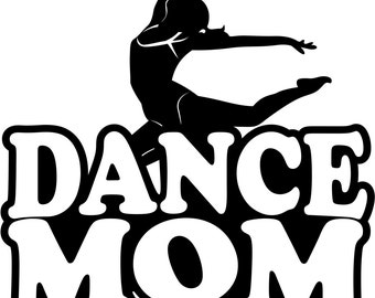 Dance Mom Hoodie/ Dance Mom Sweatshirt/ Dance Mom Clothing/ Dance Mom Gift/ Dance Mom/ Dance/ Dance Mom Hoodie Sweatshirt