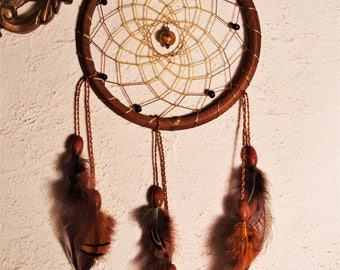the dream catcher cherry wood