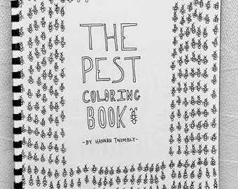 The Pest Coloring Book