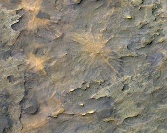 Mars, The Hoodoos of Mars