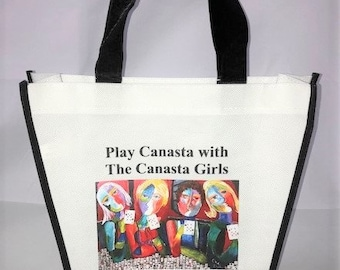 The Canasta Girls Tote