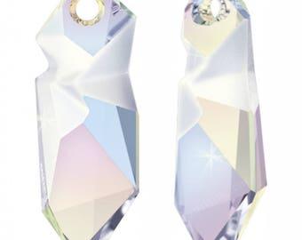 Swarovski 6912 - Kaputt (Signed) Crystal Pendant