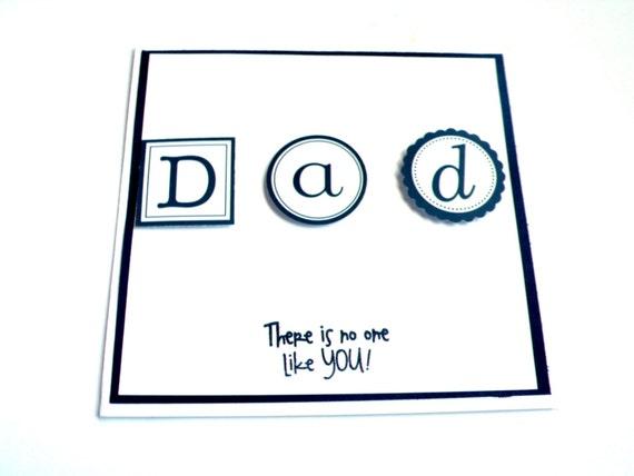 Happy birthday dad card for dad birthday card dad dad like this item bookmarktalkfo Choice Image