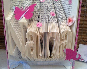 Mothers Days Folded art book