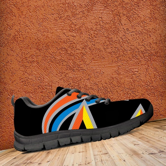 Black Shoes Baseball Sneakers Unofficial Sizes Ladies Miami Fan Mens Marlins Custom Trainers Xwfn7q